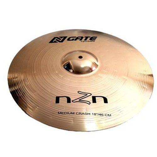 Prato P/ Bateria Gate Cymbals NZN Splash 10''