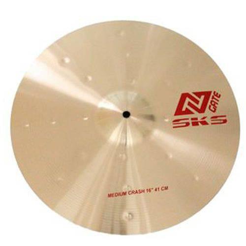 Prato P/ Bateria Gate Cymbals SKS Splash 10''