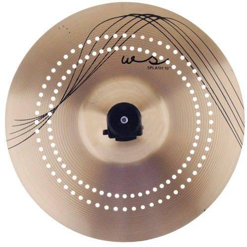 Prato Splash Orion 10 Ws Whisper Ws10sp com Micro Furos em Bronze B10