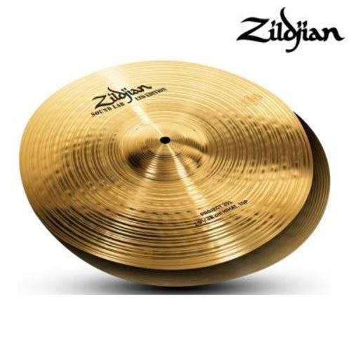"""Prato Zildjian 15"""" Hi-Hat, SL15HPR - Edição Limitada"""