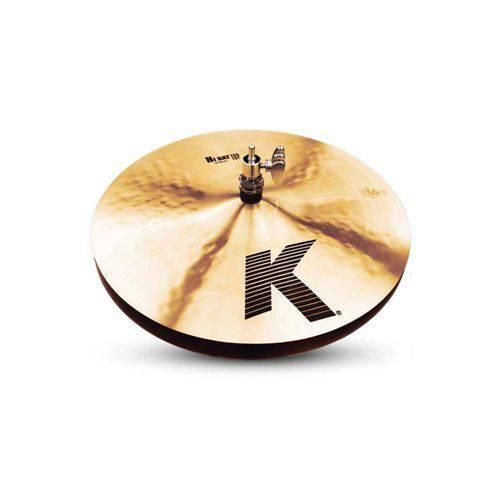 "Prato Zildjian K Series 13"" K0820 - Matched Hi-Hats"