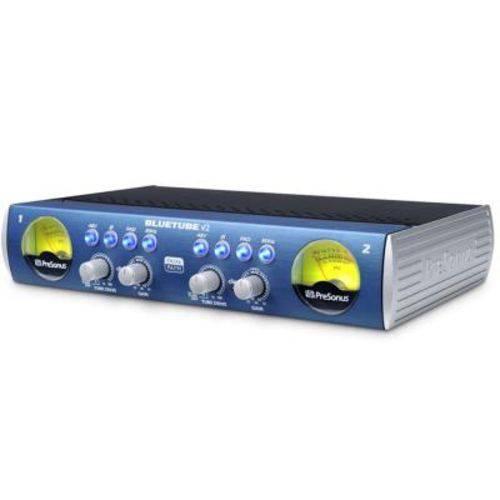 Pré-Amplificador de Áudio PreSonus - BlueTube DPV2