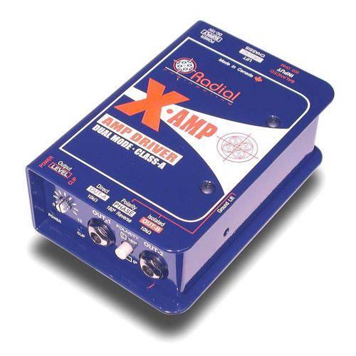 Radial Engineering X-amp Active Amp
