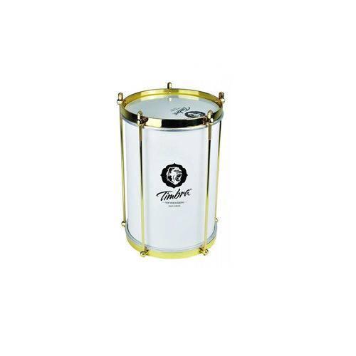 Repinique Timbra Bacurinha 8 Aluminio Aro Dourado Pele Leitosa