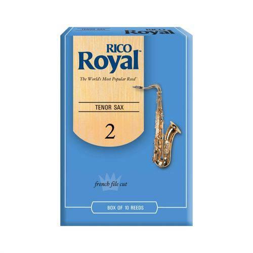 Rico Reeds - Palheta Royal para Sax Tenor (027232) Rkb1220