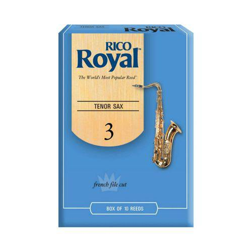 Rico Reeds - Palheta Royal Tenor (027234) Rkb1230