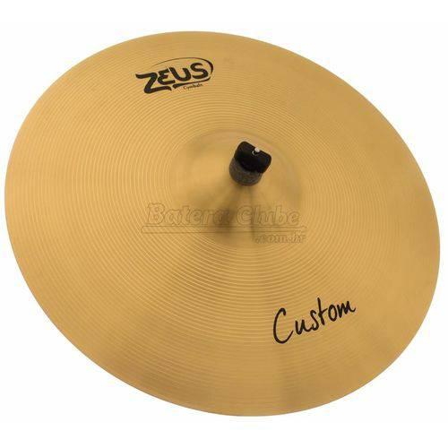 Ride Zeus Custom Series Traditional 20¨ em Bronze B20 Zcr20