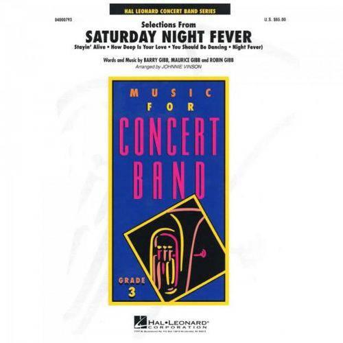 Saturday Night Fever, Selectio Score Parts Essencial Elements