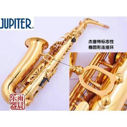 Sax Alto Júpiter Jas 769 Completo com Assessórios