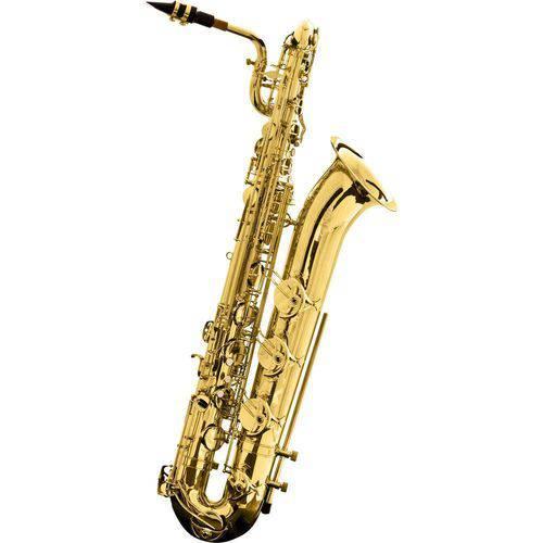 Sax Baritono Harmonics Hbs-110l Lq