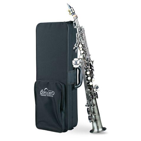 Sax Soprano Concert Css750 Gm Unico
