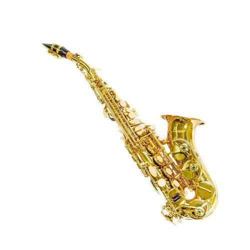 Sax Soprano Curvo - Bssc-1l - Benson