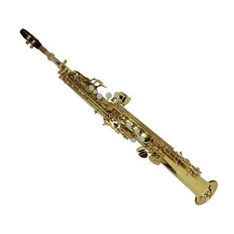 Sax Soprano Shelter Tjs6433l