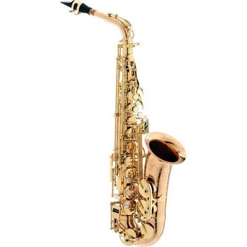 Saxofone Alto Eagle Sax510 Profissional - Laqueado