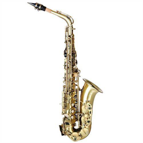 Saxofone Alto Eb Vintage Envelhecido Aubsx211 Auburn