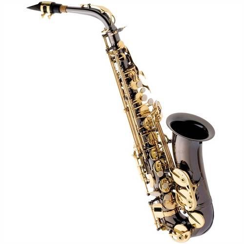 Saxofone Alto Eagle com Estojo - 500bg