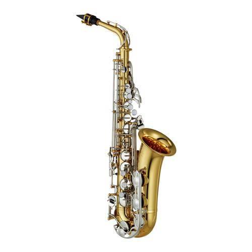 Saxofone Alto Yamaha Yas26