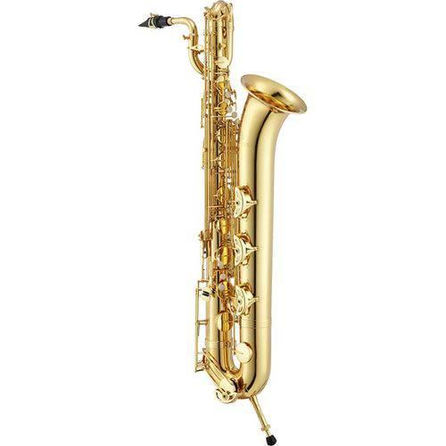 Saxofone Baritono Sax Jupiter Jbs1000 Dourado Laqueado Eb