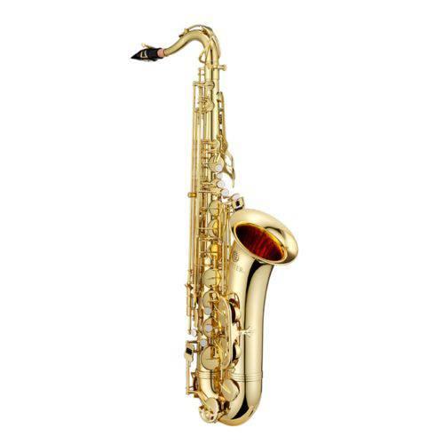Saxofone Jupiter Tenor JTS500 - Afinação em Bb (Si Bemol), Acompanha Estojo e Boquilha