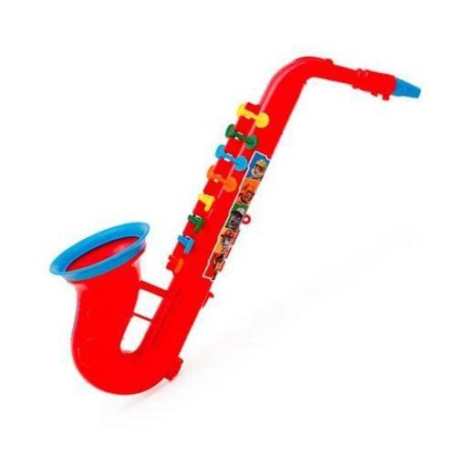 Saxofone Musical Infantil Patrulha Canina Toyng