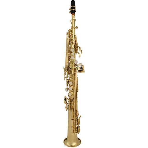 Saxofone Soprano Winner Sib 7136 com Case