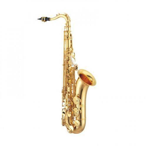 Saxofone Tenor Jupiter JTS587 GL Laqueado + Kit Estojo