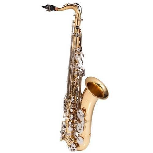 Saxofone Tenor Michael Wtsm49 Dourado em Bb C/ Case