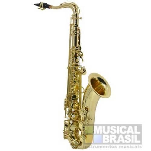 Saxofone Tenor Ny Ts200 em Sib (Bb) com Case - Laqueado