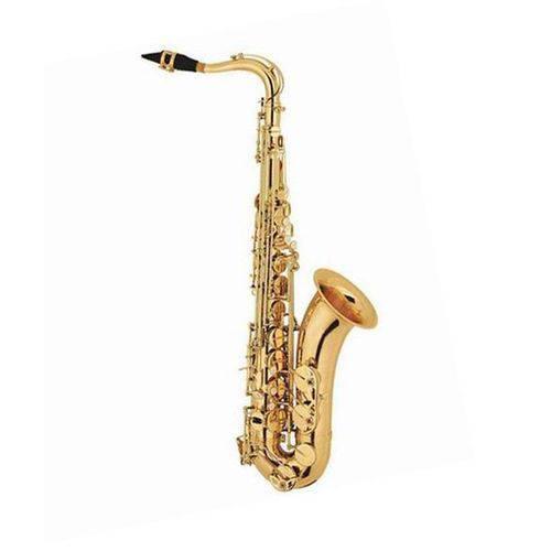 Saxofone Tenor SIb Halk HTN1001 Laqueado Completo