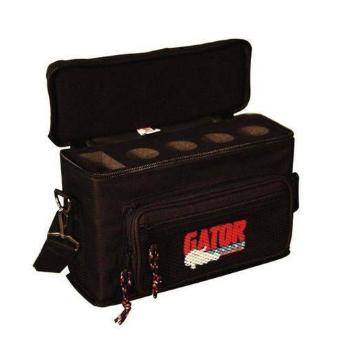 Semi Case para 4 Microfones - Gator