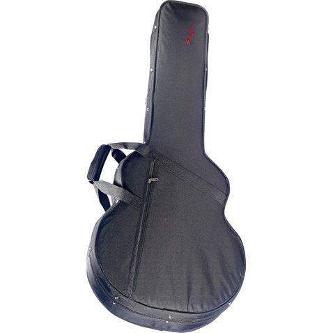 Semi Case Violao Stagg Hgb2 J P/ Jumbo Black
