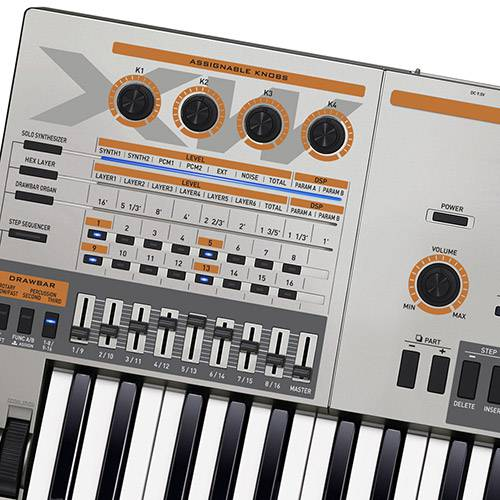 Sintetizador Casio XW-P1K2INM2
