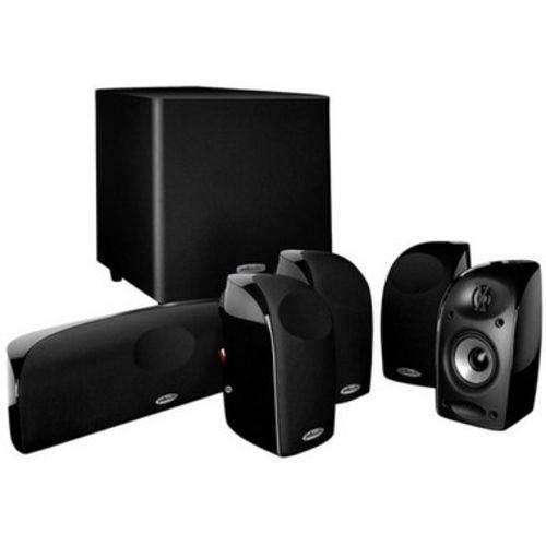 Sistema 5.1 de Caixas Acústicas Polk TL1600 - Áudio