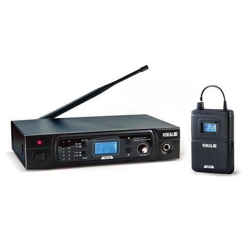 Sistema de Monitor In-ear Sem Fio Vmt50 Vokal