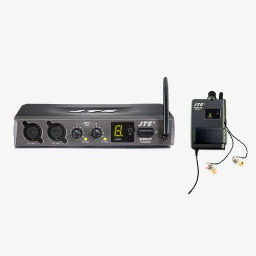Sistema de Monitoramento Sem Fio In Ear Siem-2t Jts