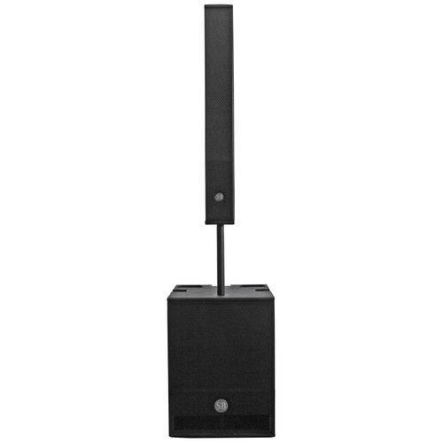 Sistema de Pa Ativo Compacto Portátil 400w Omne 800 - Soundbox