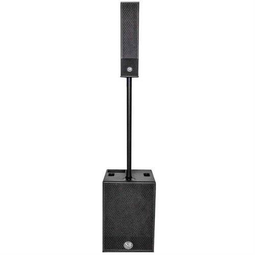 Soundbox - Sistema de Pa Portátil Ativo Omne600