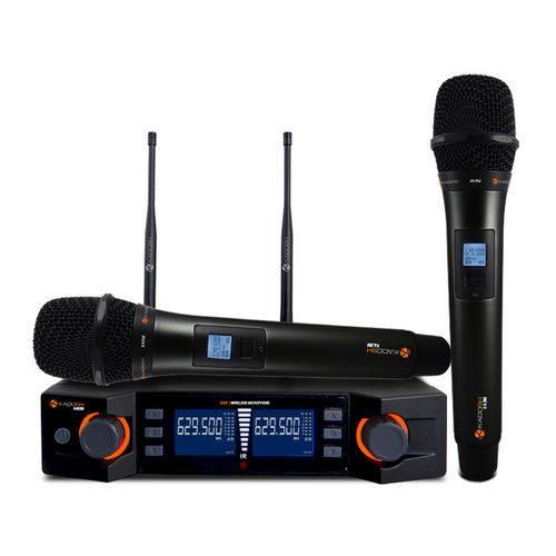 Sistema Microfone Sem Fio Vocal K-492m - Kadosh