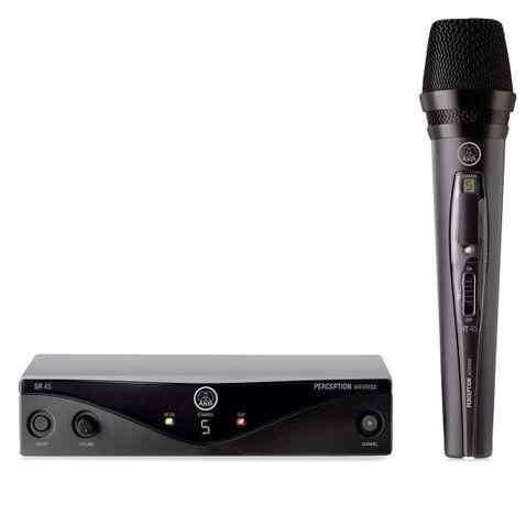 Sistema Sem Fio Akg Pw45 Vocal