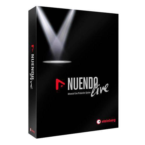 Software Steinberg Nuendo Live