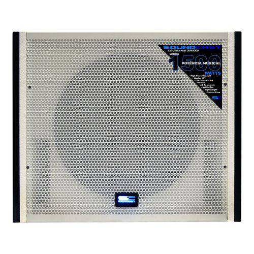 "Soundcast - Subwoofer Ativo 15"" 1500w Lae1500 Wh"