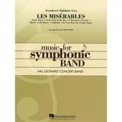 Soundtrack Highlig From Les Mi Score Parts Essencial Elements