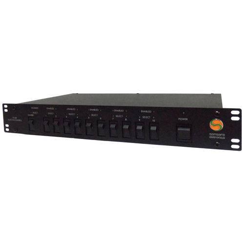 Ss300 - Setorizador de Chamadas Programável Ss 300 - Sansara