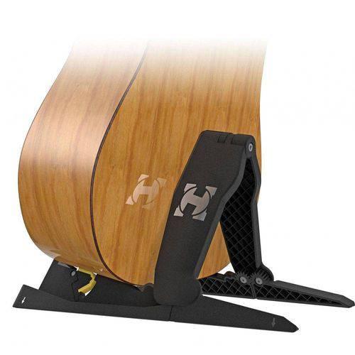 Suporte Hercules EZpack GS200B para Guitarra, Baixo e Violão