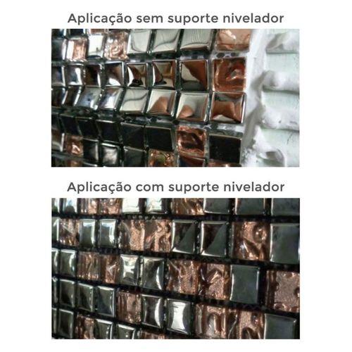 Suporte Nivelador para Pastilha de Vidro