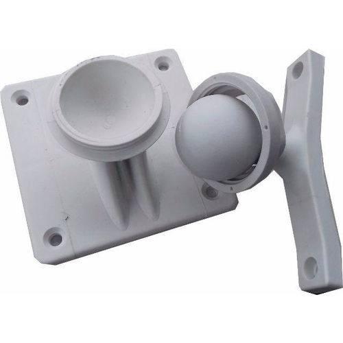 Suporte Plástico Staner Branco P/ Caixa LW3/PS50/LA90 - AC1031