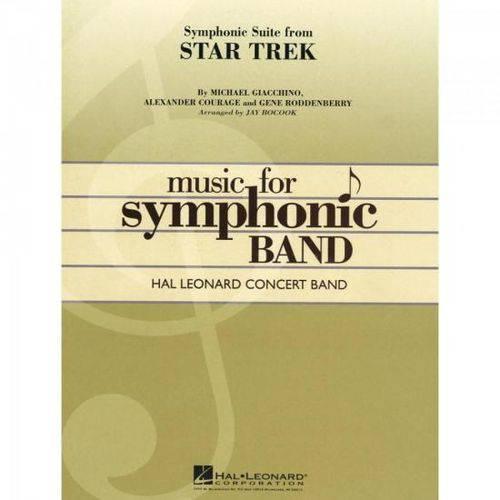 Symphonic Suite From Star Trek Score Parts Essencial Elements