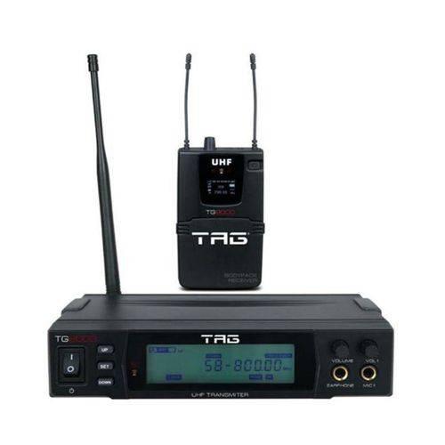 Tag Sound - Monitor Sem Fio Tg9000