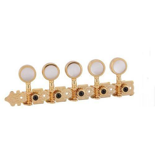 Tarraxa Gold Deval Anel Fino/ Folk 507 para Viola