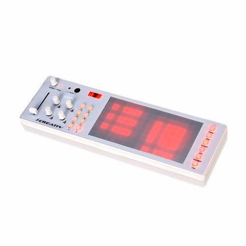 Teclado Controlador Midi Icon Percussao e Harmonia I-creativ